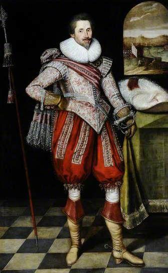 Henry Cary (c.1575–1633), 1st Viscount Falkland