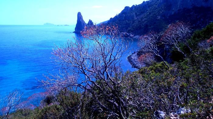 Il trekking Selvaggio Blu di Roberto Parolari.