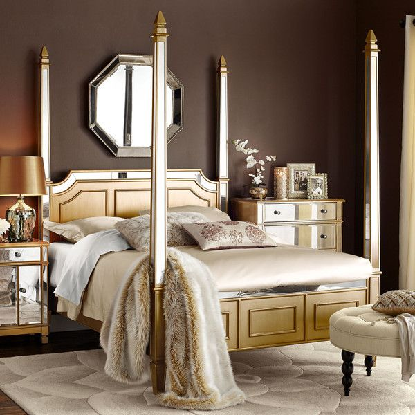 Best 25 Queen canopy bed frame ideas on Pinterest Queen canopy
