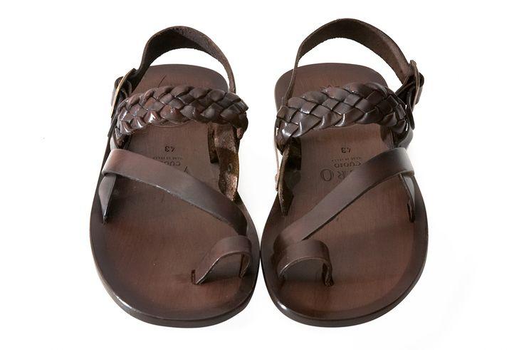 Pin By Zaffaella Shoes On Men's Italian Leather Sandals In