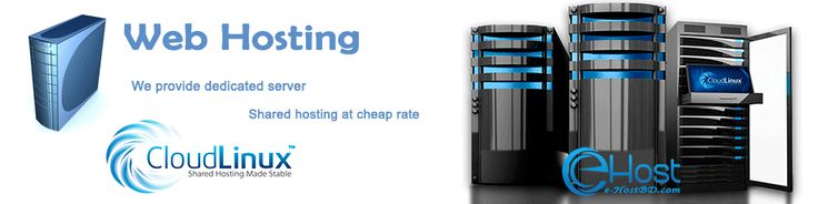 eHostBD is the Best Dhaka Web Hosting Company offering cheap dedicated server web hosting, reseller hosting and domain registration services in Bangladesh