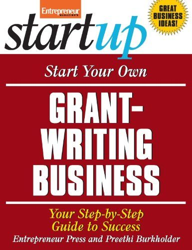 Grant Writing: A Reality Check
