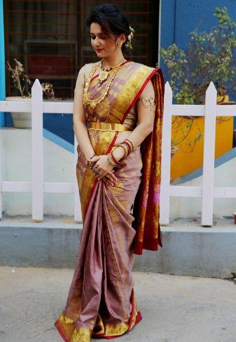 The South Indian Look | Esha Hindocha