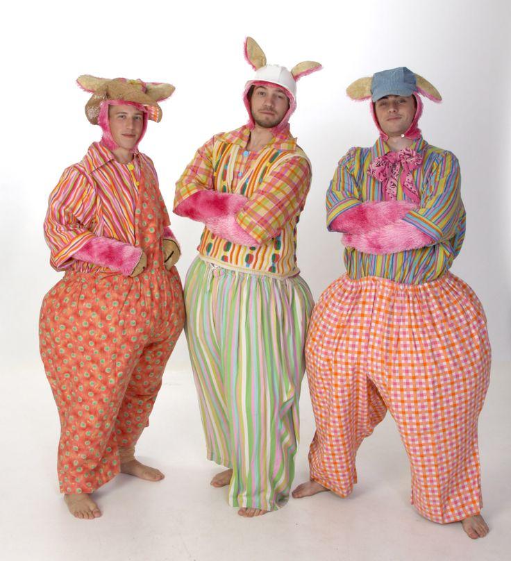 Three Little Pigs Costumes - Shrek Rental from $39-75 per costume