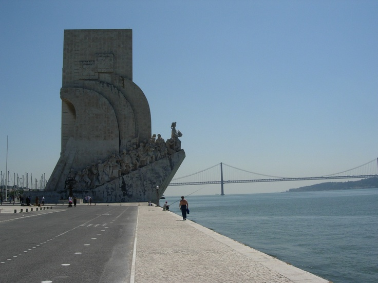 Lisbon on the river Tago   Portugal
