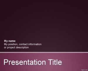 96 best technology powerpoint templates images on pinterest free science powerpoint presentation template for scientific presentations in powerpoint and also fine for other presentation needs with violet background toneelgroepblik Image collections