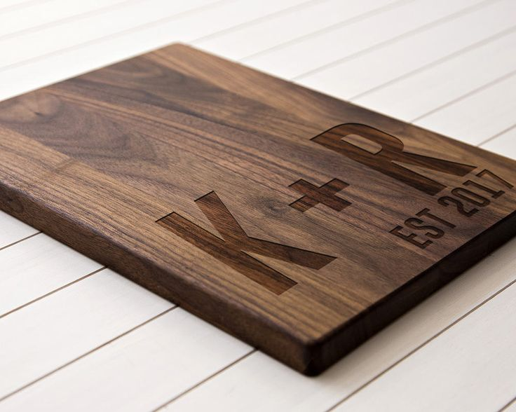 28 best unique cutting board gifts images on pinterest for Minimalist gifts for housewarming