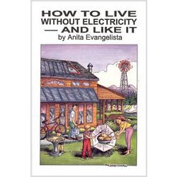 Books | Country Living | How to live without electricity - and like it Book - Lehmans.com