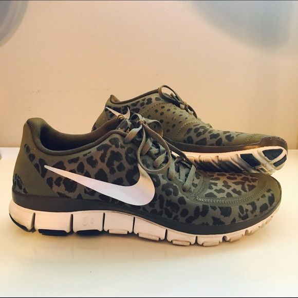 25 best ideas about leopard nikes on nike