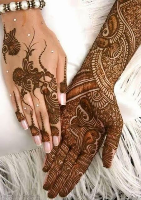 Beautiful But Simple Mehndi Design 2014 for Girls: In current time I will discuss the beautiful but simple Mehndi design 2014 for all age of girls and women, basically latest Mehndi design especial…