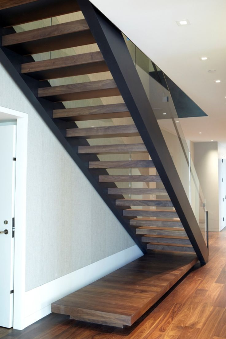 4095 best modern steel glass stairs we love images on for Pre built staircase