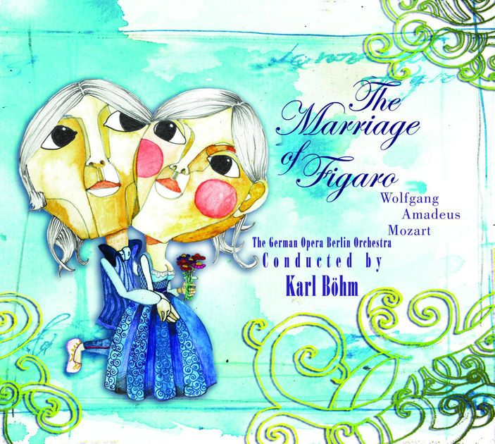 Mozart: Marriage of Figaro by Karl Böhm on Apple Music
