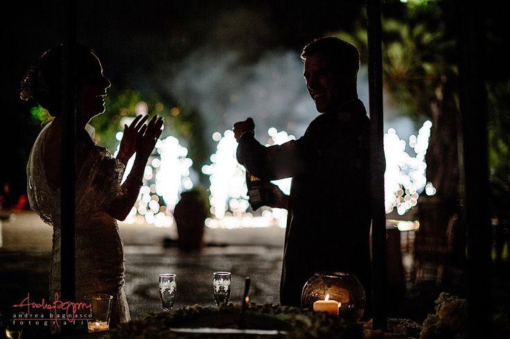 Andrea Bagnasco Fotografie | Fiori di Tulle Wedding Photography Blog #wedding #photoghraphy #fotografo #matrimonio #santamargherita #villadurazzo #villa #durazzo #champagne #fireworks