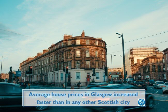 House prices in Glasgow increased by 35% in the last five years, faster than any other Scottish city. If you want a high rental return as well as capital appreciation, you should look to invest in a Glasgow property. Click to view our Glasgow property.  #property #investment #investing #investor #investmentproperty #propertyinvesting #propertyinvestment #glasgow #scotland #studentproperty #studentaccommodation #studentaccommodationinvestment #residentialproperty #buytoletinvestment…