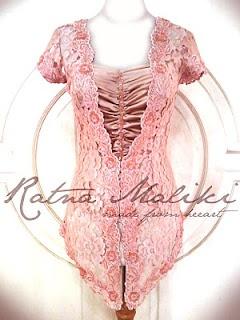 """""""Elegant Pink"""" Kebaya Pesta by : Ratna Maliki"""