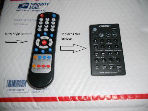 Amazon.com: bose remote replacement