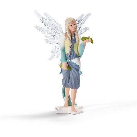 Schleich Tassya Fairy Elf Toy, Multicolor