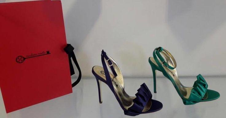 Una proposta tremendamente chic di Madame Cosette: venitele a provare nella nostra boutique di Salerno! @madamecosette