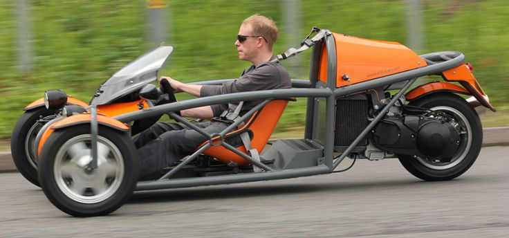 street legal reverse trike cars - Google zoeken