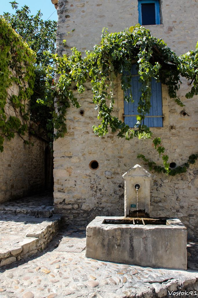 VINTAGE AND FRENCH - Vaison la Romaine - Provence - France