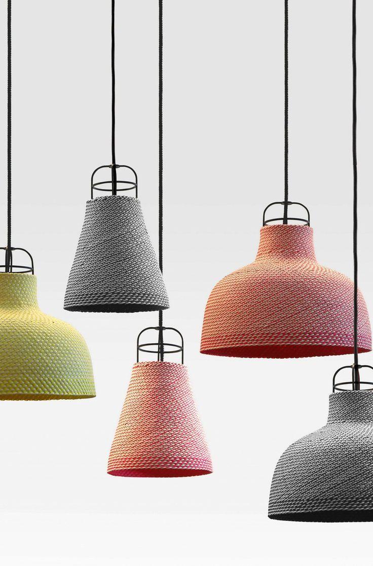 Unusual pendant lamps inspired by medusas digsdigs - Pendant Lamp Sarn By Specimen Editions Design Decha Archjananun Thinkk Studio