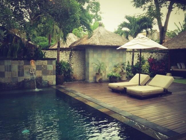 @ jimbaran puri bali pool villa