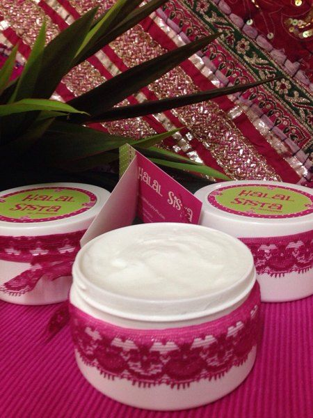 Coconut and Glycerine face cream