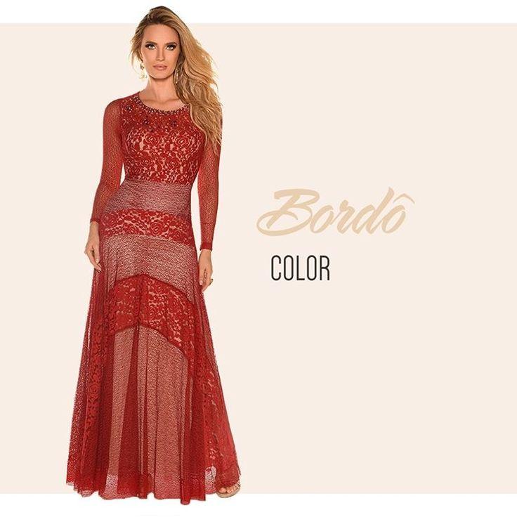 | FASCINIU'S | A variação da cor vermelha como um castanho avermelhado traz o tom bordô. Com o toque Fasciniu's o visual fica super elegante e moderno, vale a pena investir nessa trend! | #Fascinius #UsoFascinius #Elegance #PowerWoman #ModaFeminina #ModaEvangelica #Tendencias #Trend #Color #Bordo
