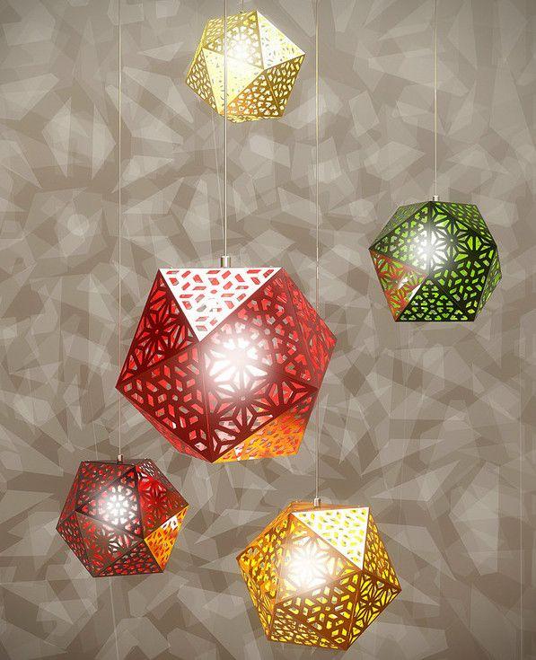 Direct light pendant #lamp RONTONTON by Quasar | #design Edward Van Vliet @quasarholland