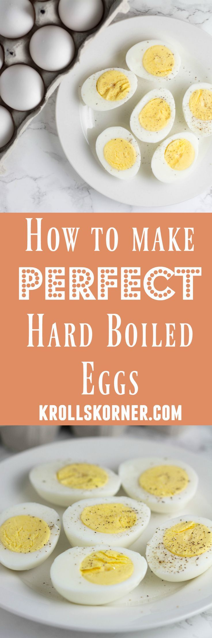 Making Hard Boiled Eggs Can Be Trickylearn My Tips To Make The