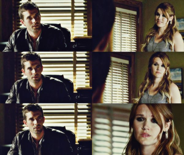 """Nathan Wuornos & Audrey Parker - """"Because I love you."""""""