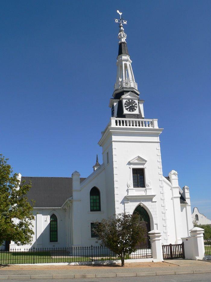 Die NG Kerk in Hopefield - Tania-Nerina (Flickr).