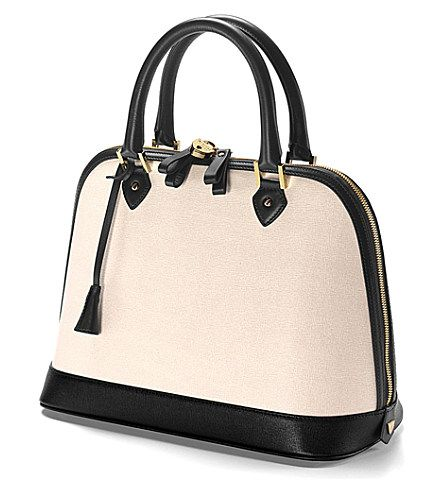 ASPINAL OF LONDON Hepburn saffiano leather tote bag