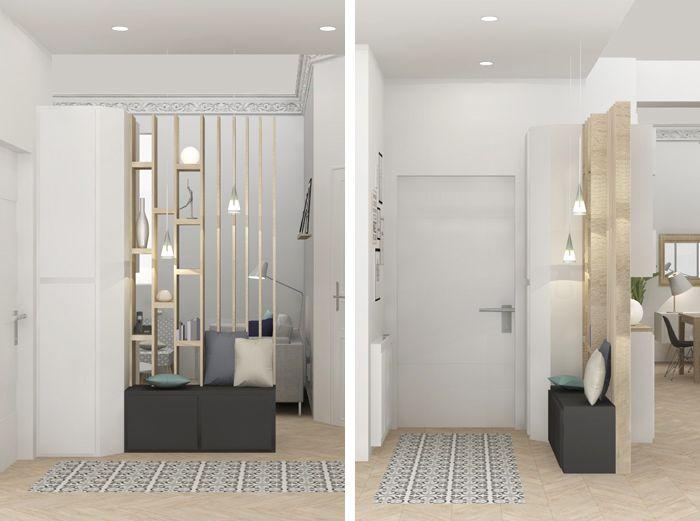 121 les meilleures images concernant cloisons s parateur pi ces sur pinterest architectes. Black Bedroom Furniture Sets. Home Design Ideas