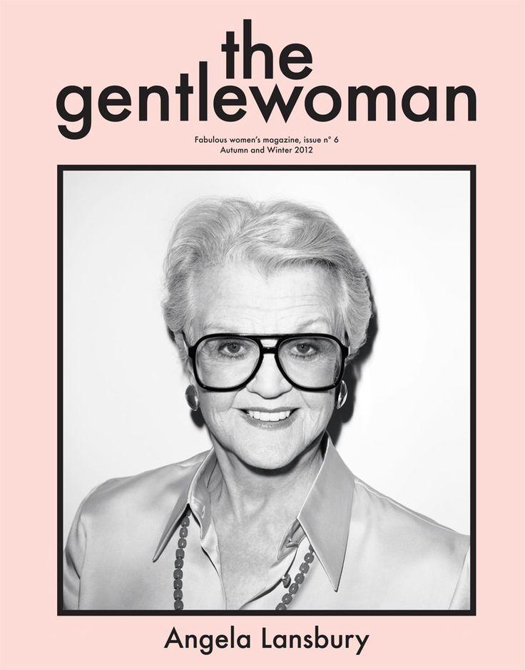 The Gentlewoman / Angela Lansbury