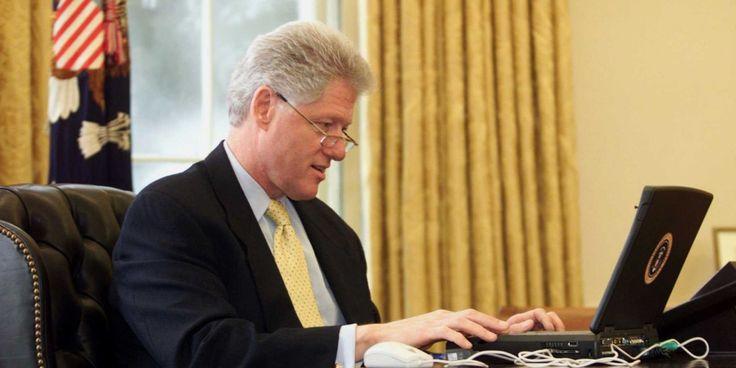 Bill Clinton has a mysterious shell company (Panama Bill)