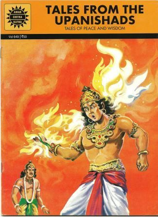 Tales from the upanishads amar chitra katha