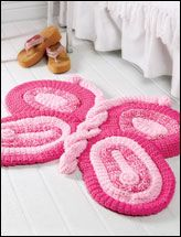 Flossie Flutter By   Love This Idea For A Little Girlu0027s Room   X CROCHET    Easy