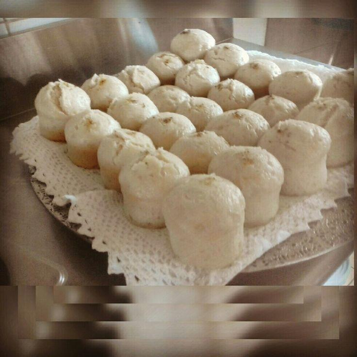 South African steamed breads. Dumplings /Dumplets)/ Amadombolo