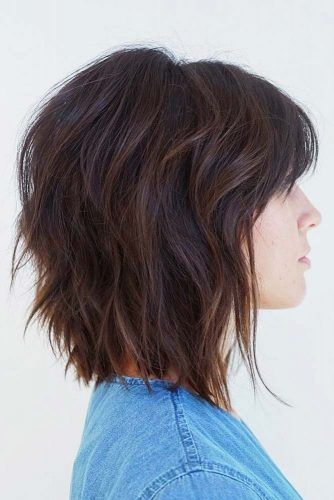 50 stilvolle geschichtete Bob-Frisuren