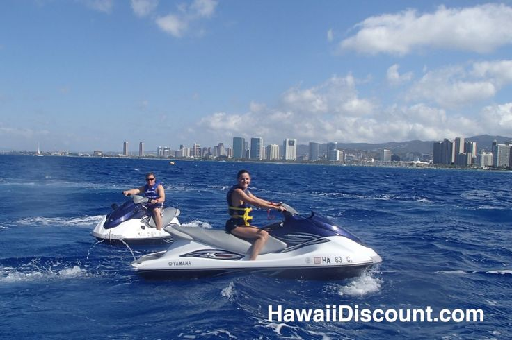 Jet Ski in Hawaii- *On the list!