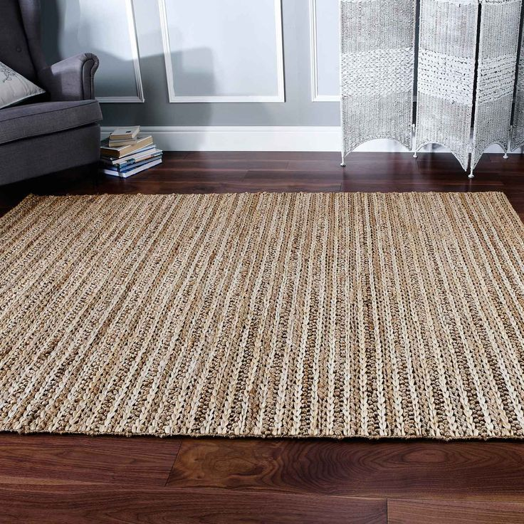 Crestwood Jute Rugs In Natural