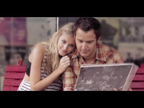 Easton Corbin - Lovin' You Is Fun. Such a cute country music video! I love her red dress too :)