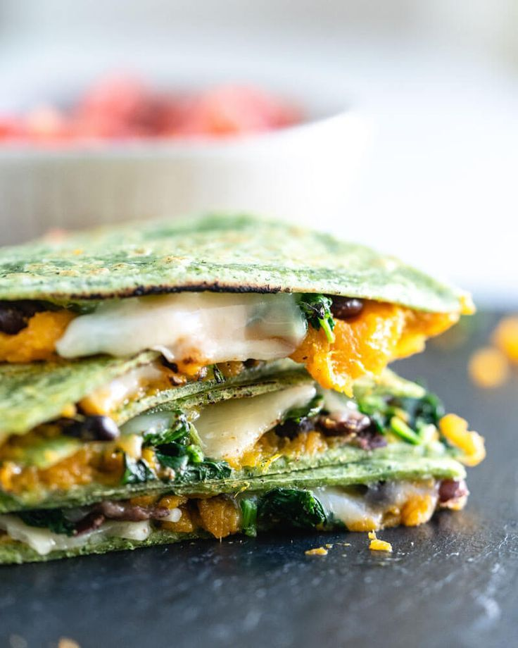 Superfood Veggie Quesadilla A Couple Cooks Recipe Veggie Quesadilla Veggie Quesadilla Recipes Healthy Recipes