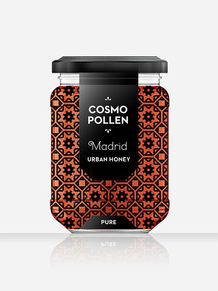 Cosmo Pollen #packaging