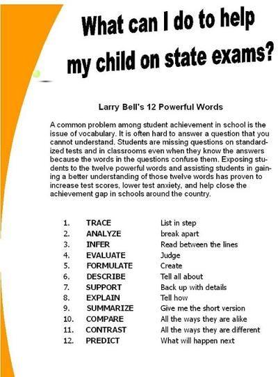 ... 12 powerful words http www