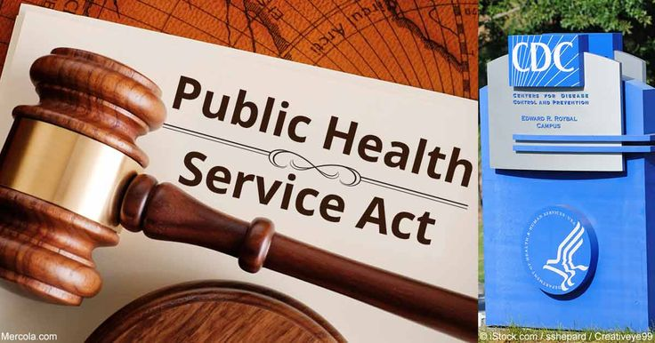 Public health officials at the CDC were quietly publishing a very long NPRM in the August 15, 2016 Federal Register to amend federal public health law. http://articles.mercola.com/sites/articles/archive/2016/09/13/cdc-to-amend-public-health-service-act.aspx