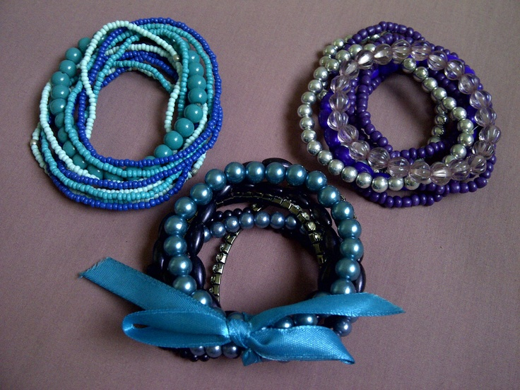 Just bought some pretty bangles...