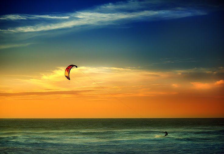Kitesurf @ Guincho paradise - Portugal