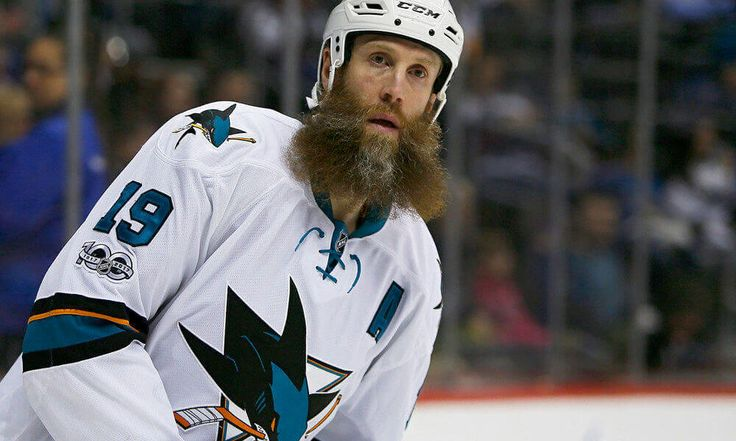 """Friedman thinks interest level in Joe Thornton may be high = Joe Thornton may be turning 38 years old on Sunday, but the veteran center may have no shortage of suitors for his services should he opt to go the unrestricted free agent route. """"I think....."""